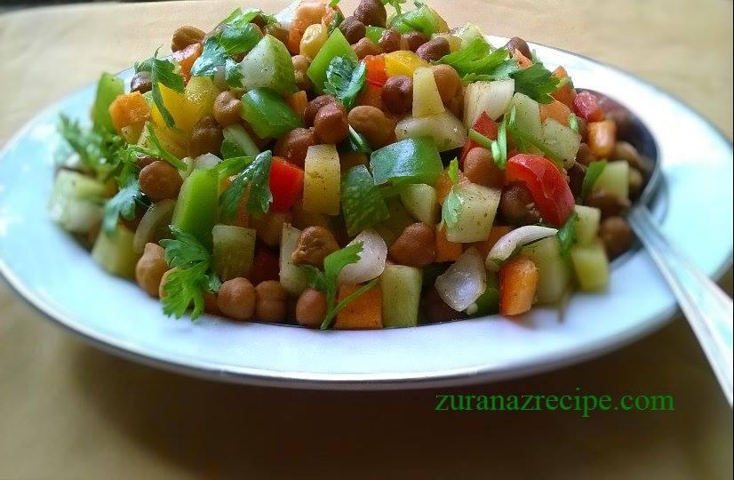 Chhola Dal Salad
