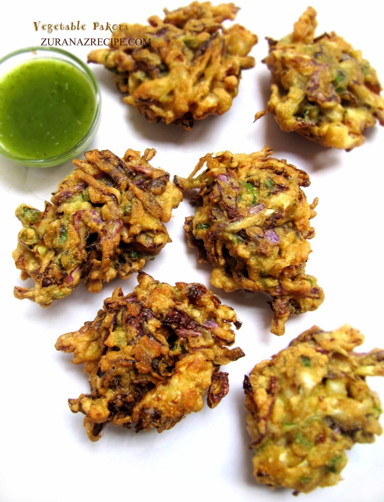 Vegetable Pakora,
