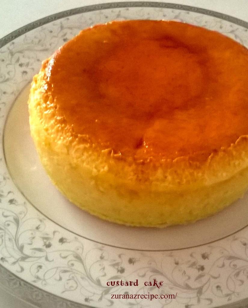 Cake Making Recipe In Bangla