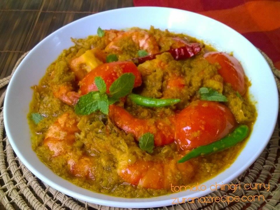 Prawn Tomato Curry