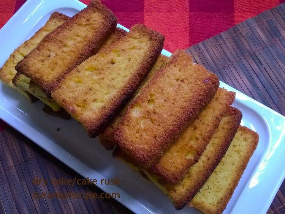 Dry Cake/Cake Rusks