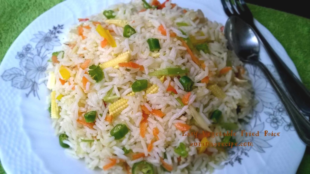 how to prepare chicken fried rice at home in tamil
