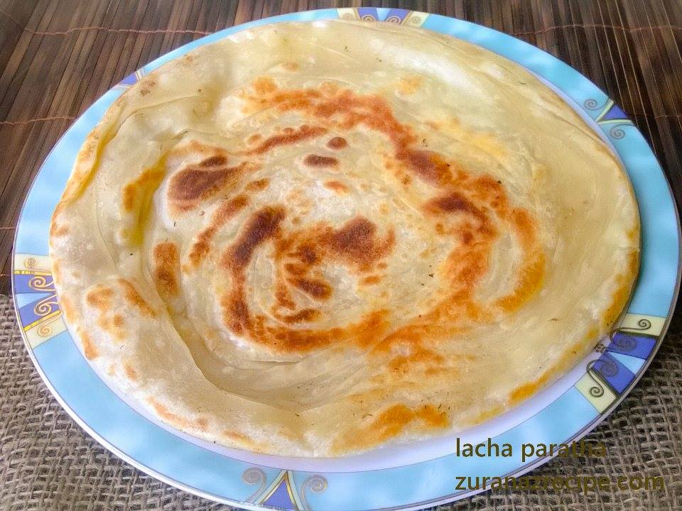 How to Make Lachha Parata