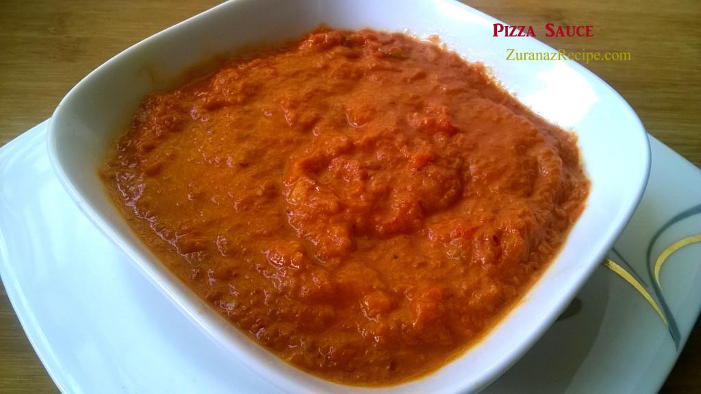 Pizza Sauce ZuranazRecipe.com