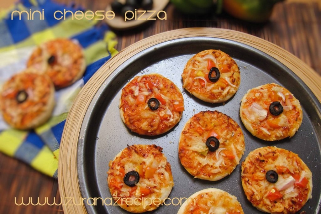 Mini Cheese Pizza