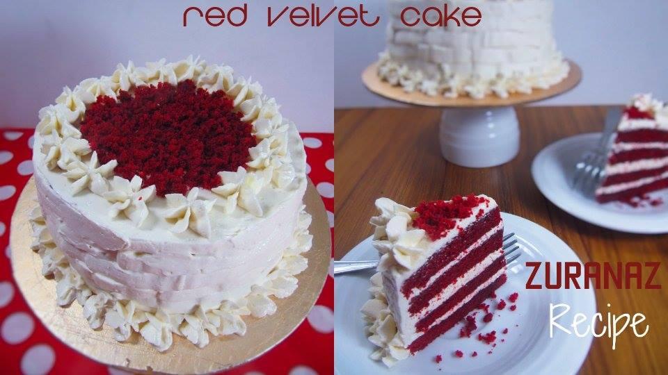Red Velvet Cake/Easy,Moist Homemade Red Velvet Cake