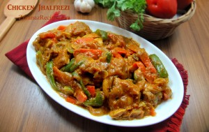 Chicken Jhalfrezi