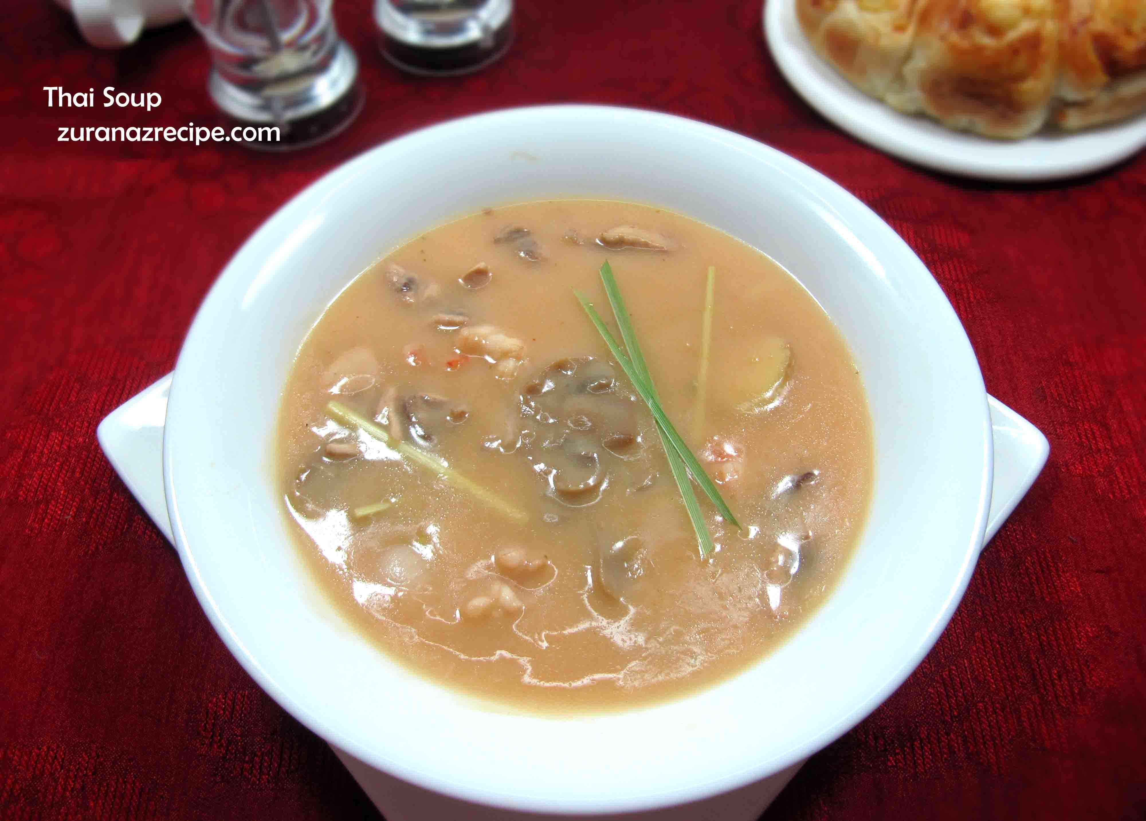Bangladeshi style thai soup bangla bangladeshi bengali food recipes bangladeshi style thai soup forumfinder Image collections