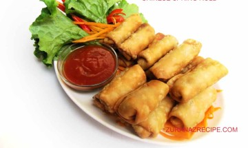 ... chinese chicken spring rolls recipes dishmaps chinese chicken spring