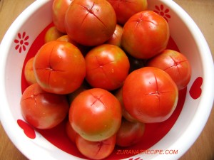 How to frozen tomato puree/How to preserve tomato puree