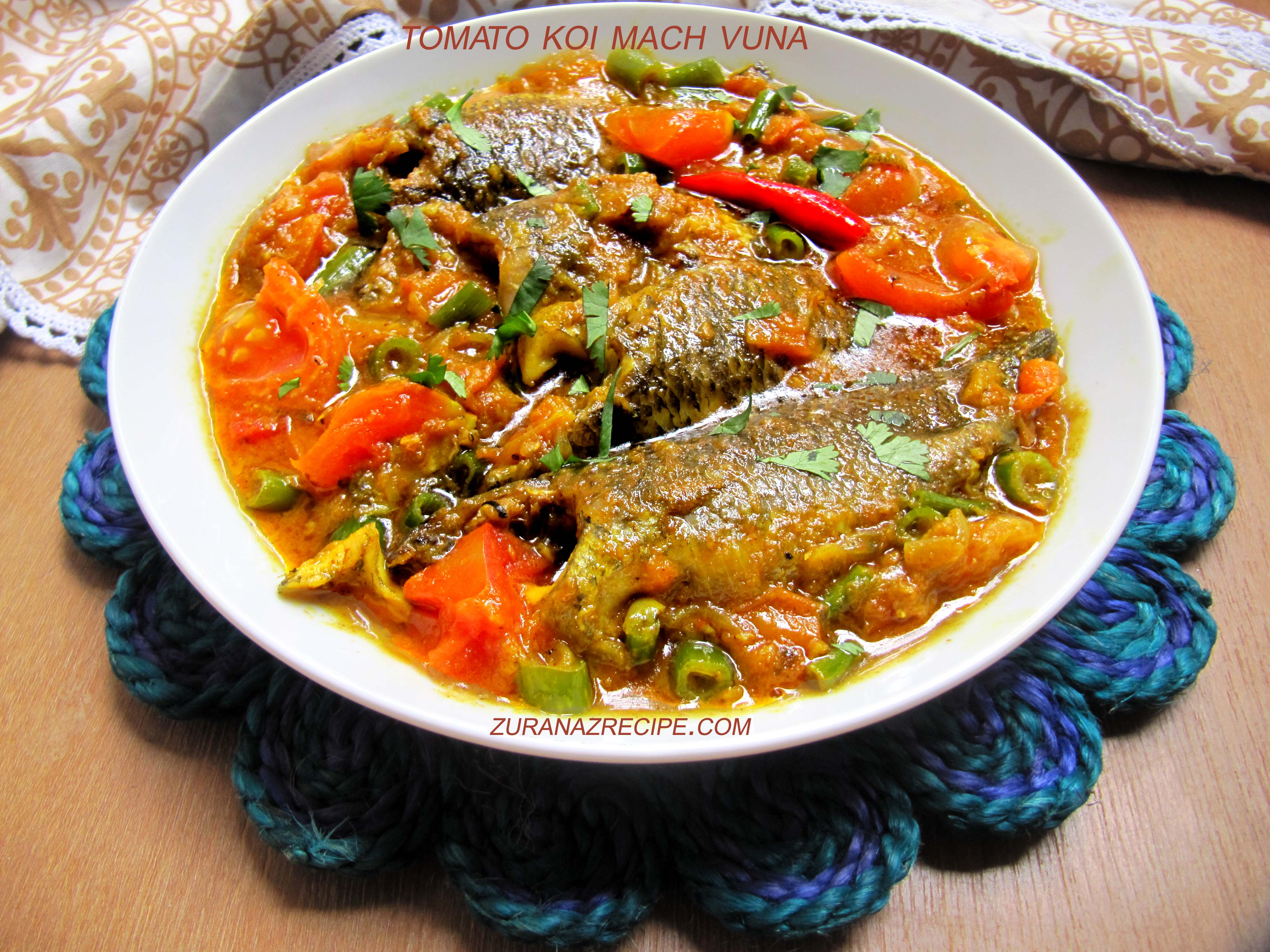 Tomato Koi Mach Vuna