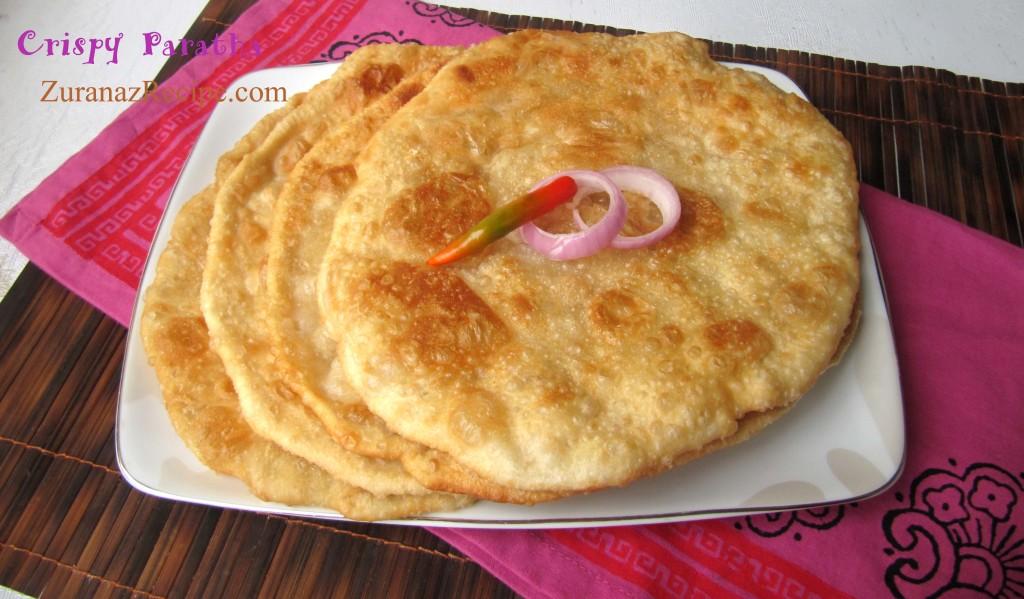Crispy Paratha.,.,