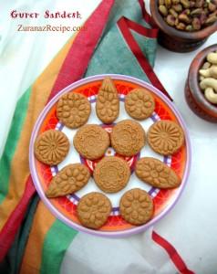 Notun Gurer Shandesh-Bangladeshi Recipe