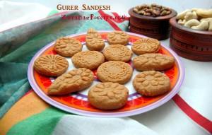 Notun Gurer Sandesh-Bangladeshi Recipe