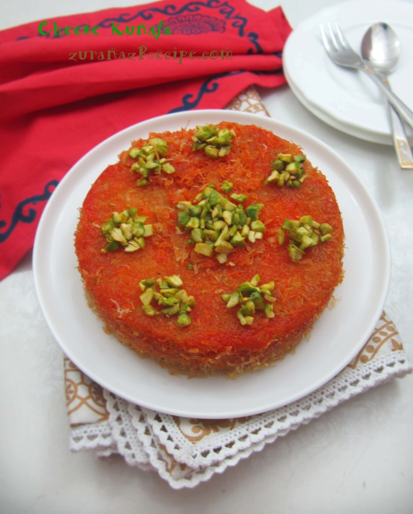 Cheese Kunafa