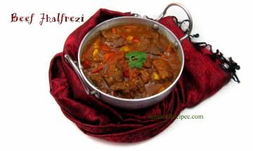 Beef Jhalfrezi