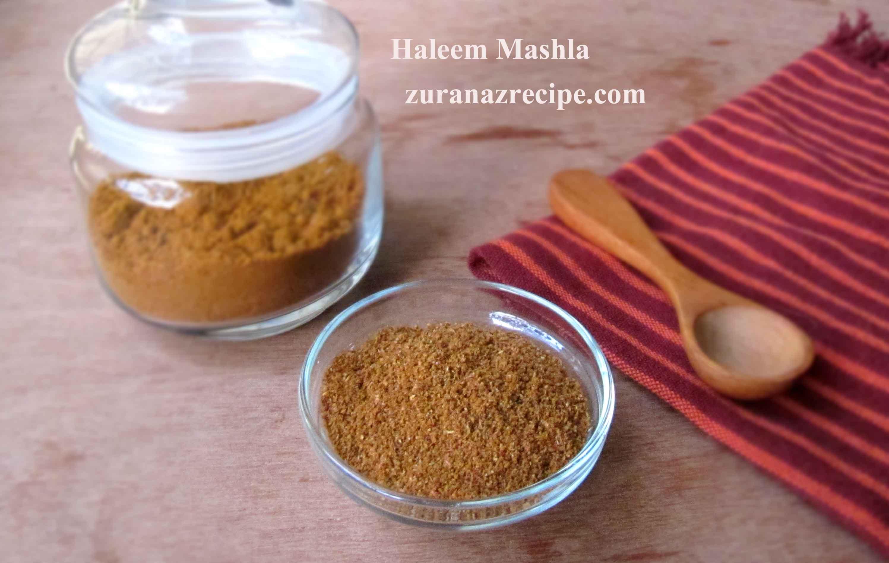 Haleem Mashla/Haleem Spice Powder