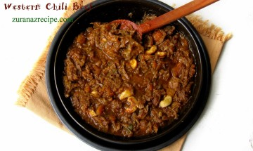 Western Chili Beef,