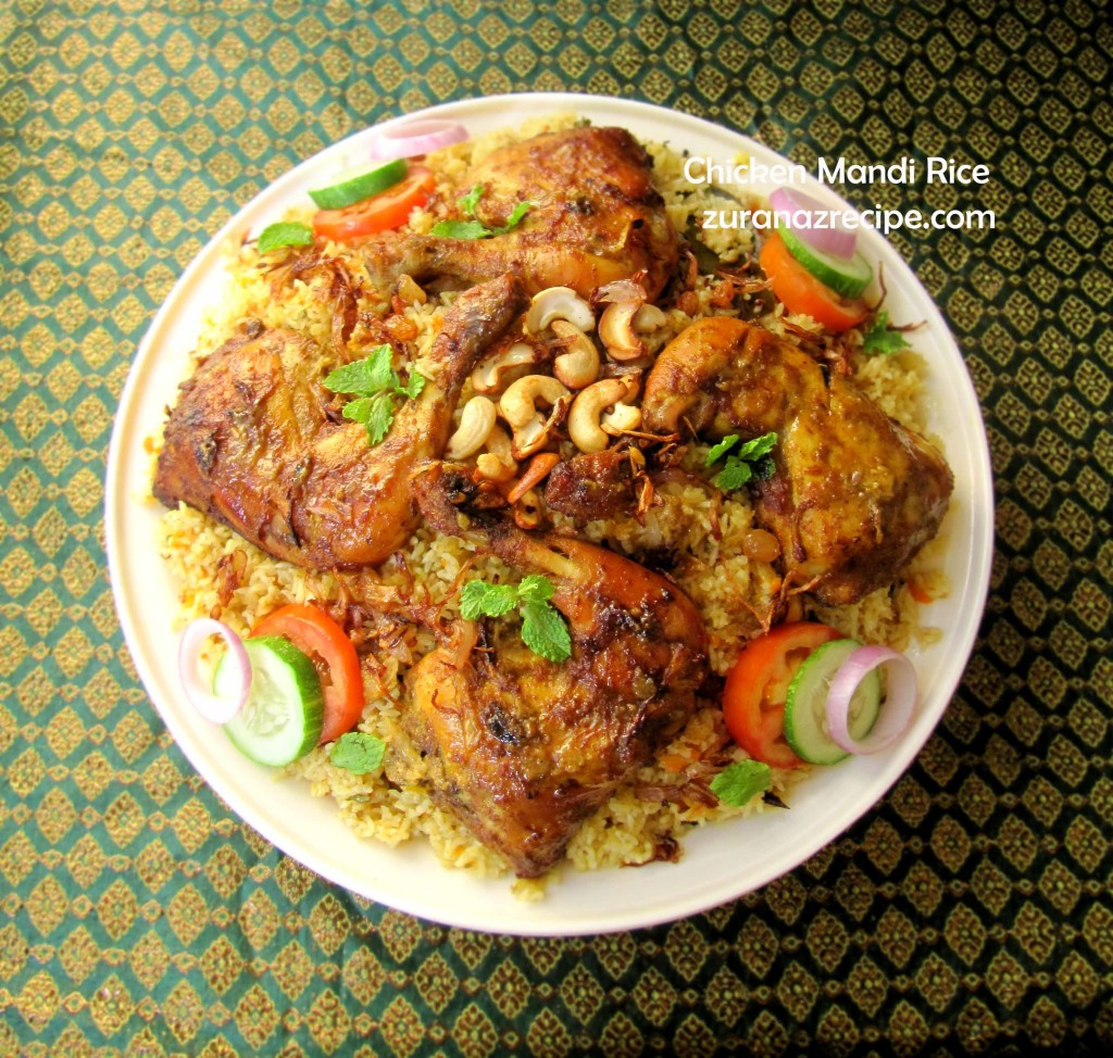 Chicken Mandi Rice