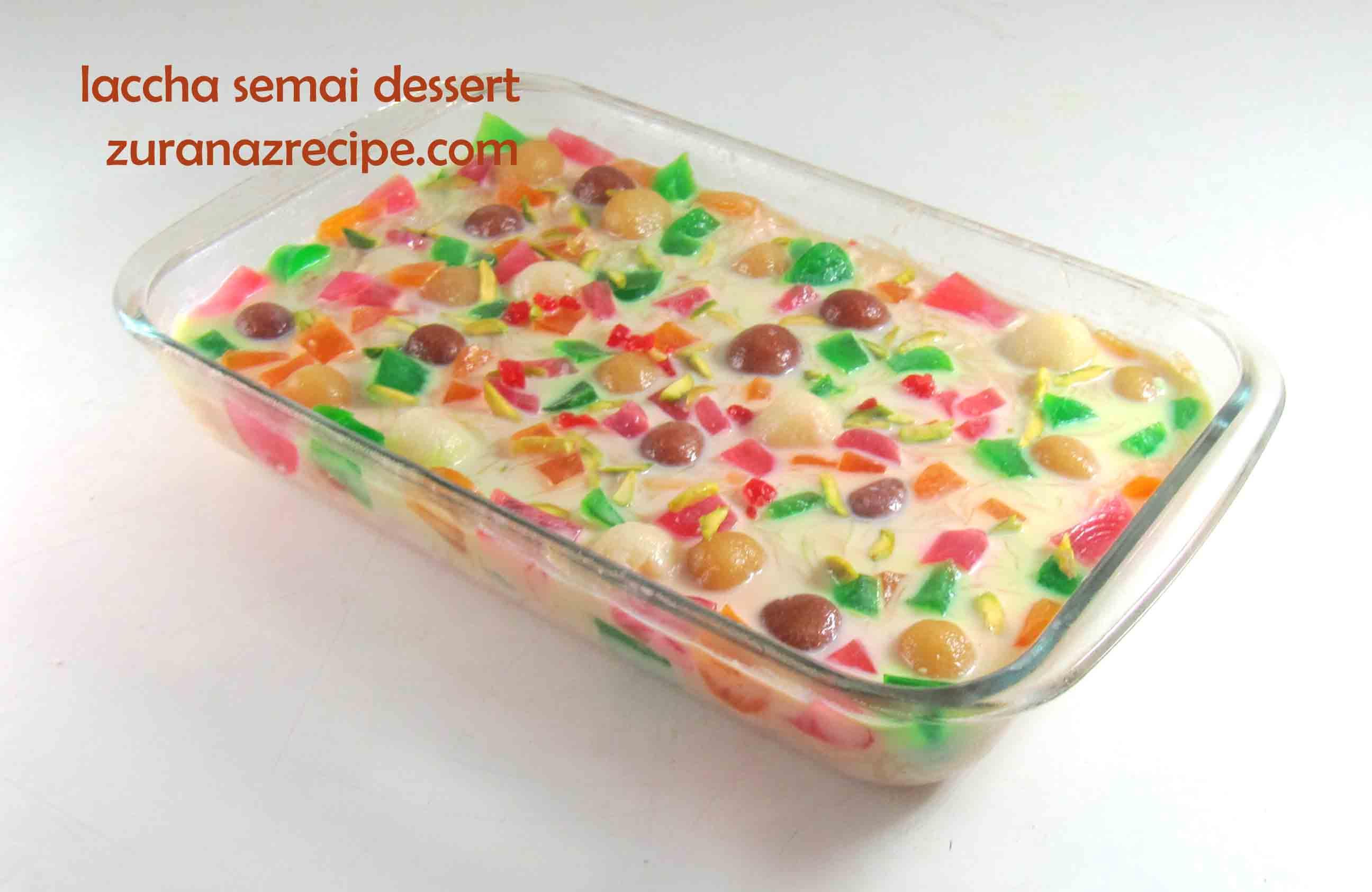 Lab-e-shireen /Dud dulari/Shemai Dessert