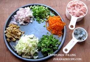 Dumplings Filling
