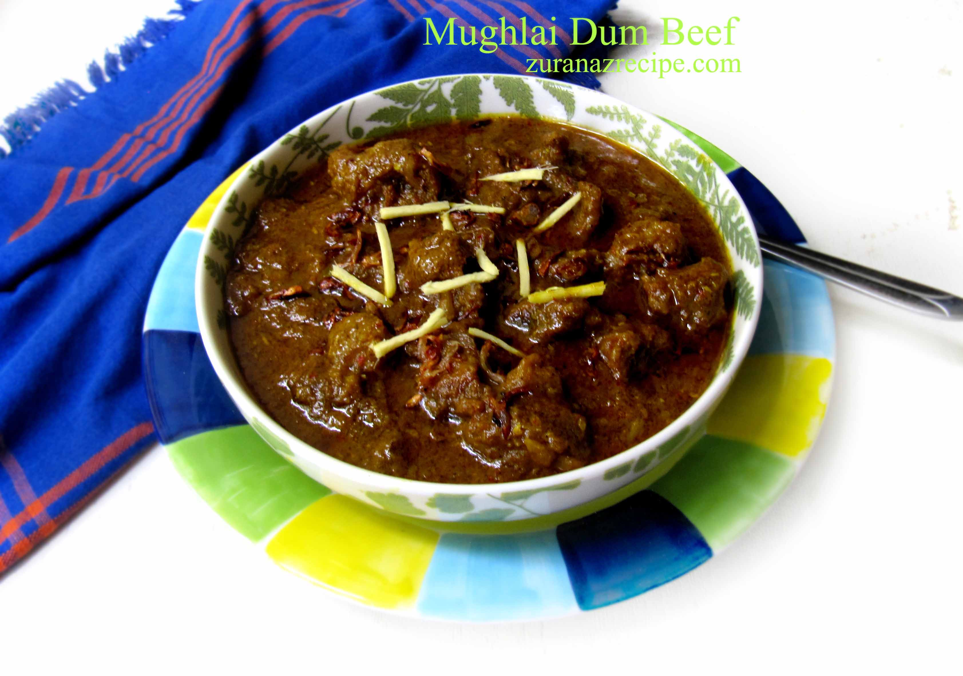 Mughlai Dum Beef