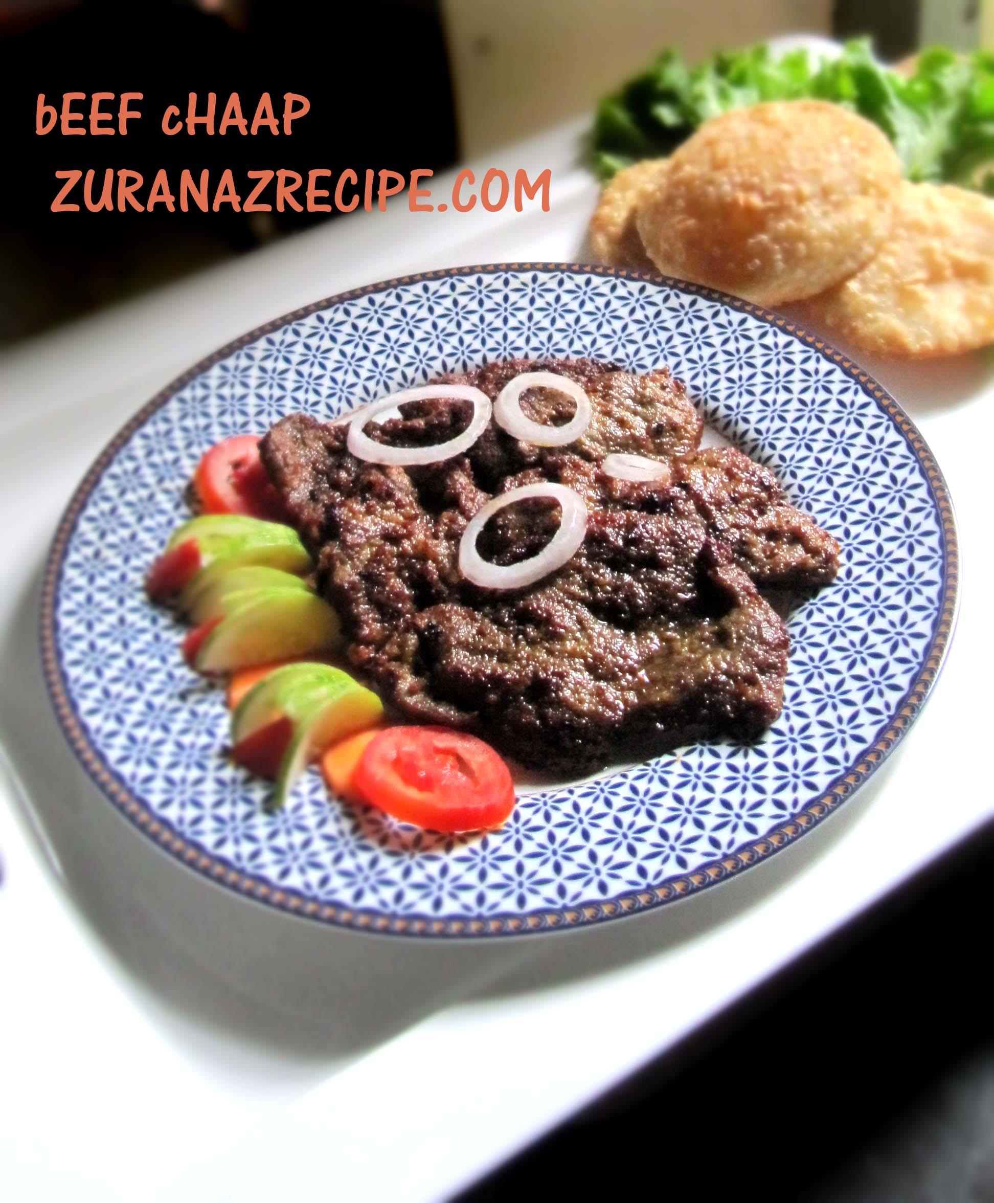 Beef Chaap/Gorur Chaap
