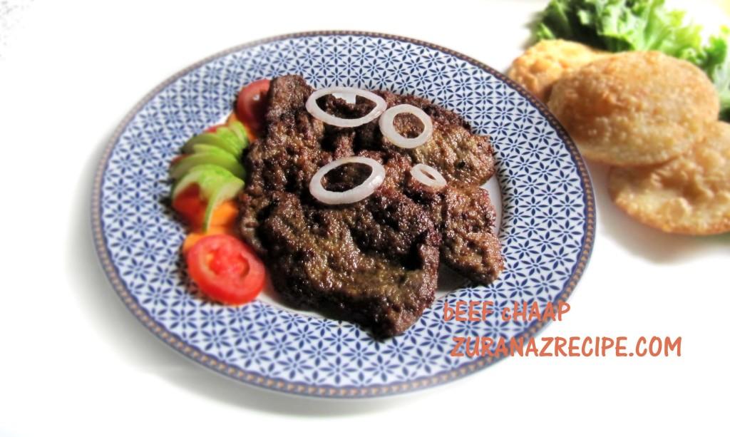 Beef Chaap