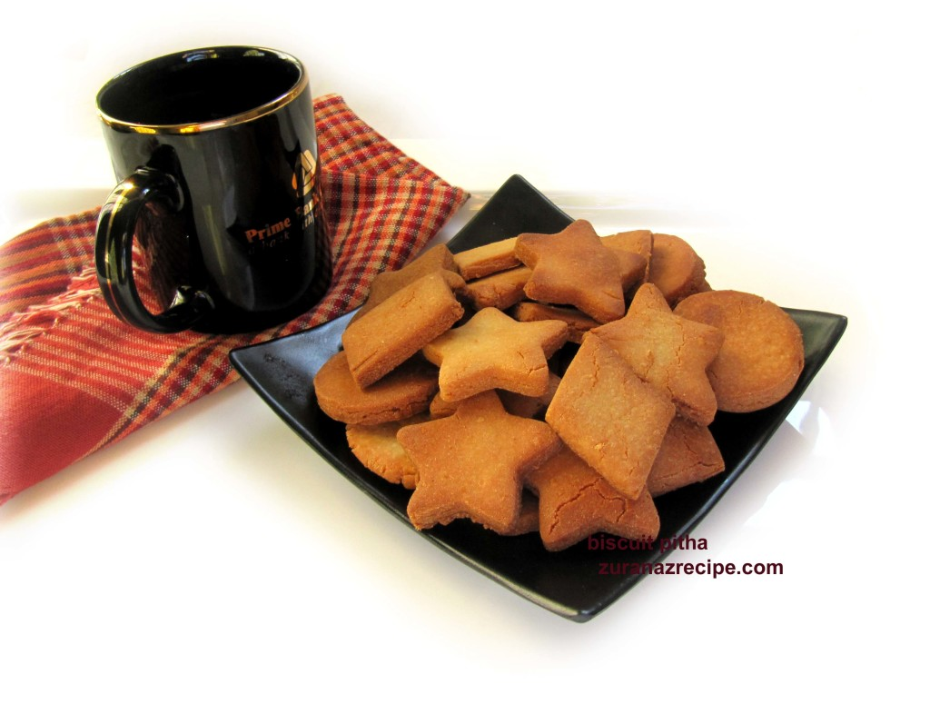 biscuit pitha