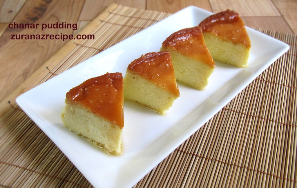 channar pudding recipe || how to make channar pudding