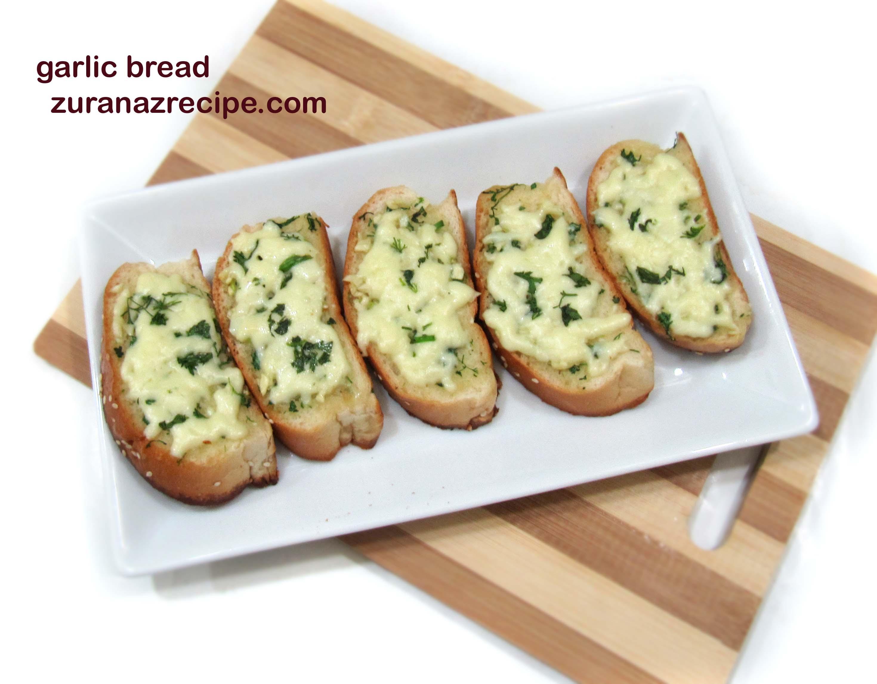 garlic bread recipe || crispy garlic bread on gas stove | Bangla ...